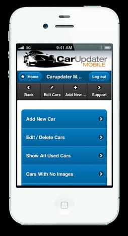 Used Car Database